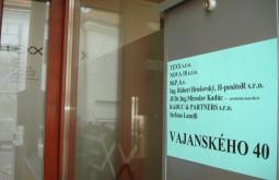 Poskytnutie adresy sídla firmy